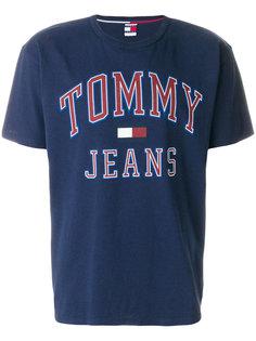 футболка с принтом логотипа Tommy Jeans