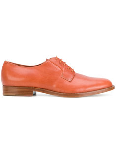туфли на шнуровке Mansur Gavriel
