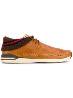 ботинки со шнуровкой Visvim