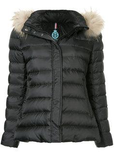 дутое пальто с капюшоном  Guild Prime