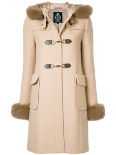 пальто с капюшоном Guild Prime