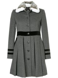 пальто со складками Loveless