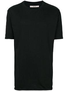 футболка с необработанными краями Damir Doma