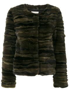 короткое норковое пальто Max & Moi