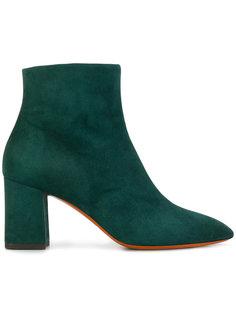 ботинки на молнии Santoni