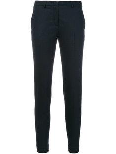 укороченные брюки приталенного кроя Fabiana Filippi