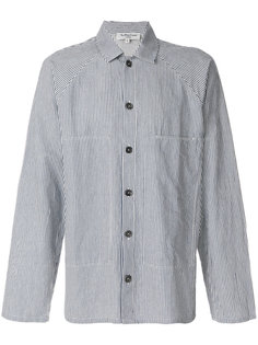 полосатая рубашка Cool Hand Luke  YMC