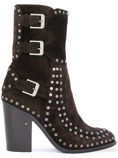 ботинки с заклепками Laurence Dacade