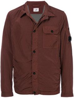 легкая куртка на молнии CP Company
