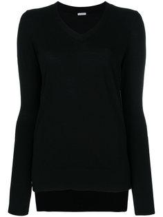 свитер с V-образной горловиной Malo