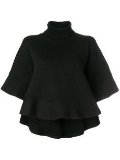 рубашка с рукавами-кап See By Chloé
