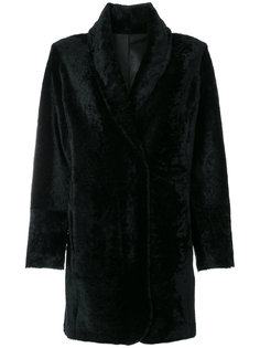 """пальто с лацканами """"шалька"""" Drome"""