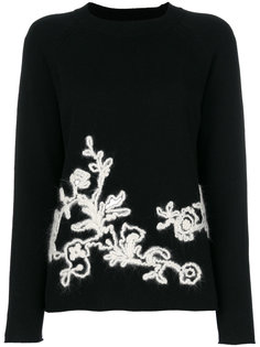 свитер с вышивкой Etro