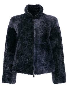 двусторонняя меховая куртка Drome