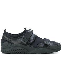 кроссовки с ремешками Nº21