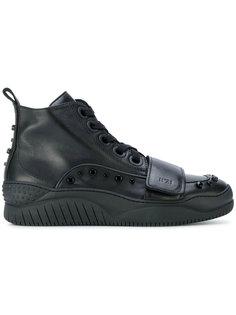 кроссовки со шнуровкой Nº21