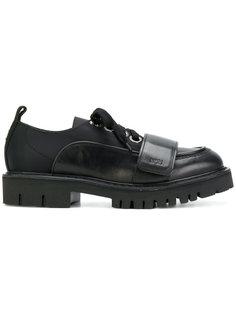 туфли на утолщенной подошве Nº21
