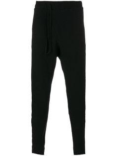 брюки с заниженной проймой Cedric Jacquemyn