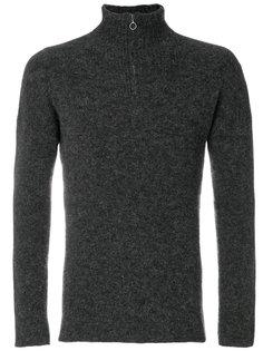 свитер на молнии  Roberto Collina