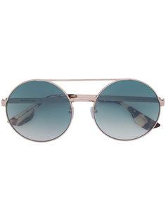 солнцезащитные очки в круглой оправе Mcq By Alexander Mcqueen Eyewear