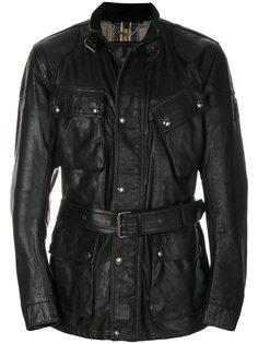 куртка с поясом Belstaff