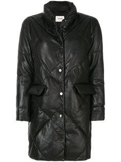 стеганое пальто Max & Moi