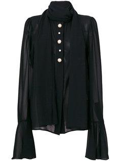 укороченная рубашка Stefano De Lellis