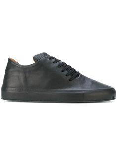 кроссовки на шнуровке Unonovecinque