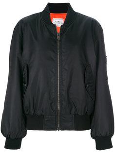 классическая куртка-бомбер Forte Couture