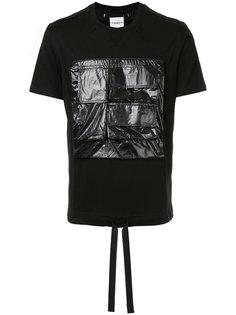 футболка с накладными карманами Takahiromiyashita The Soloist