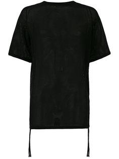 сетчатая футболка Maharishi
