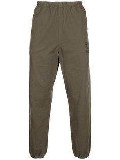 брюки в стиле милитари Alexander Wang