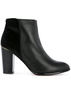ботинки с панельным дизайном Loveless