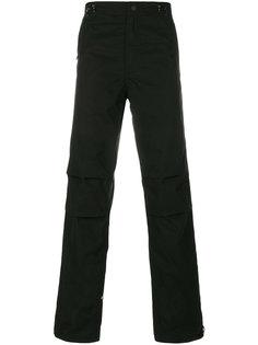 брюки карго с вышивкой Maharishi