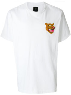 футболка с вышивкой Maharishi