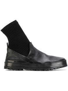 ботинки с элементом носка Marsèll