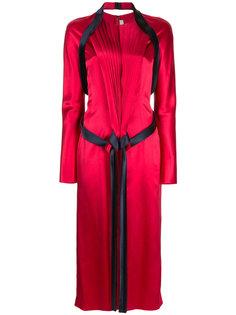 платье с переплетением Dion Lee