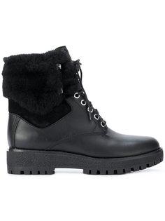 армейские ботинки Teddy Michael Michael Kors