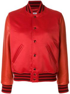 куртка-бомбер на пуговицах Givenchy