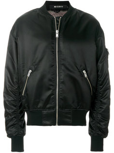куртка-бомбер  с принтом Euphoria  Misbhv