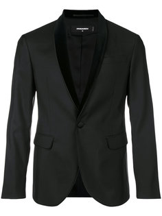 """пиджак-смокинг с воротником """"шалька"""" Dsquared2"""