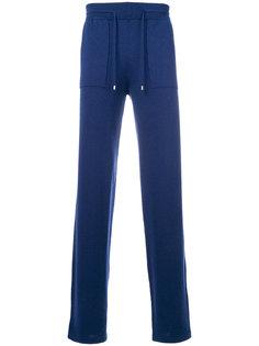 прямые спортивные брюки Malo
