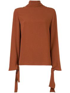 классическая блузка-водолазка  Joseph