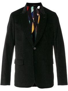 приталенный пиджак Paul Smith