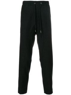брюки в полоску Antonio Marras