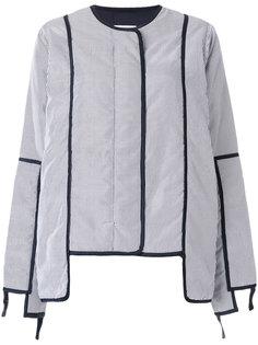 куртка-пуховик в полоску P.A.M. PAM