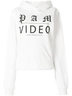 толстовка Video с капюшоном P.A.M. PAM