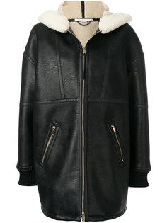 пальто Henna с отделкой под овчину Stella McCartney