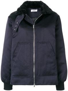 куртка на молнии с искусственным мехом Nomia