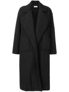 объемное пальто-пуховик Nomia